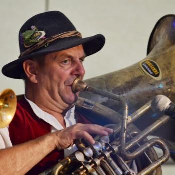 Simmisamma die Oktoberfestband - Konzert Hainstadt Deutschland 11