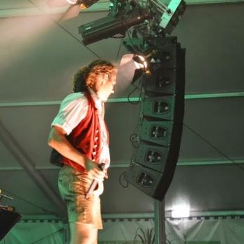 Simmisamma die Oktoberfestband - Konzert Hainstadt Deutschland 95