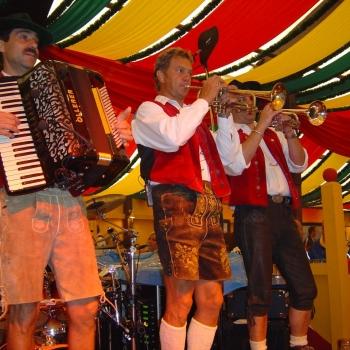 SIMMISAMMA die Oktoberfestband live auf dem Münchner Oktoberfest - 6