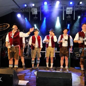 Simmisamma die Oktoberfestband - Live in Nienburg11