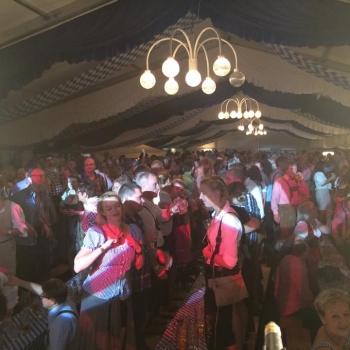 Simmisamma die Oktoberfestband - Live in Nienburg21