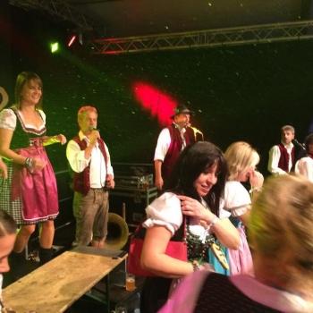 Simmisamma die Oktoberfestband - Live Oktoberfest Varel01