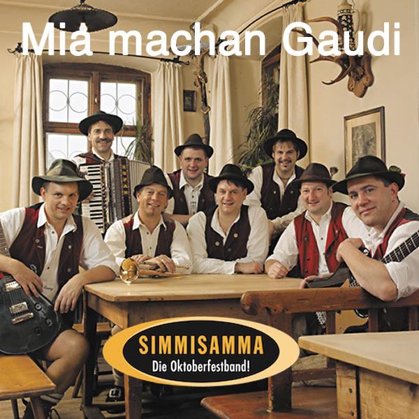 Mia machan Gaudi - Simmisamma