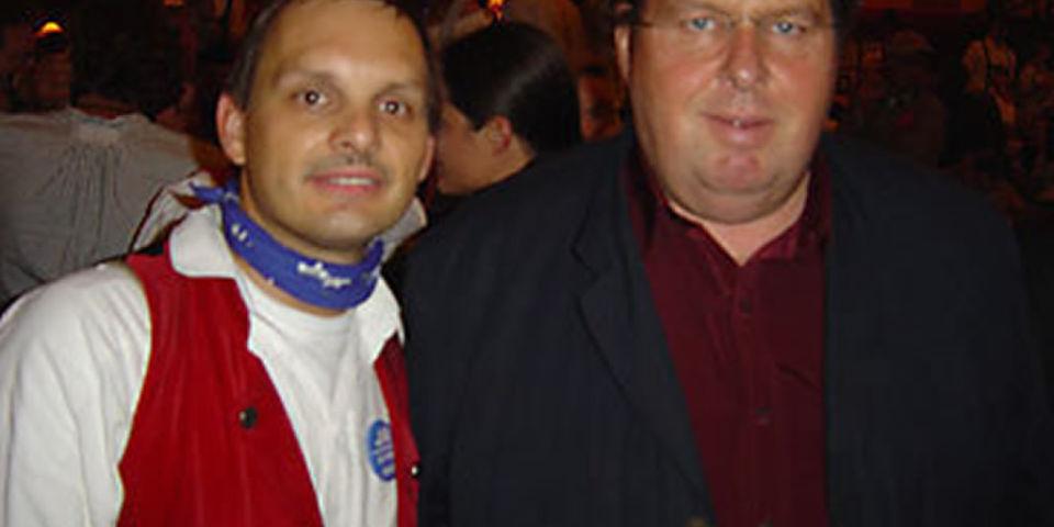 Ottfried Fischer und SIMMISAMMA die Oktoberfestband
