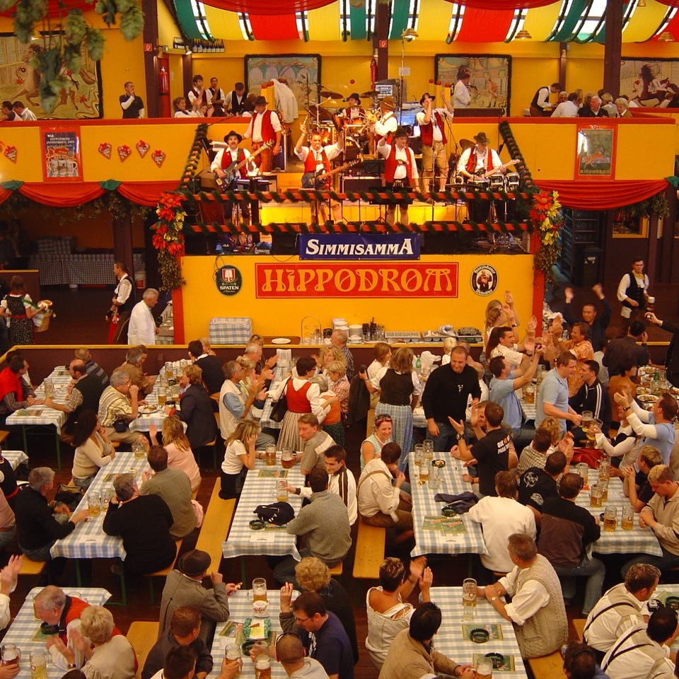 SIMMISAMMA die Oktoberfestband live auf dem Münchner Oktoberfest – 13