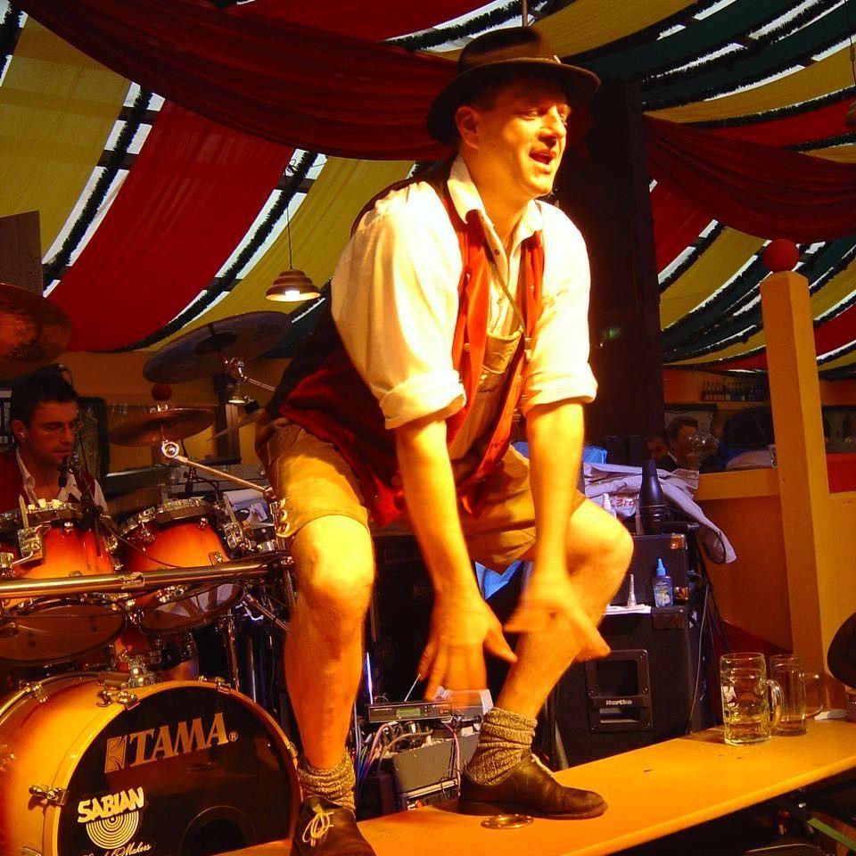 SIMMISAMMA die Oktoberfestband live auf dem Münchner Oktoberfest – 25