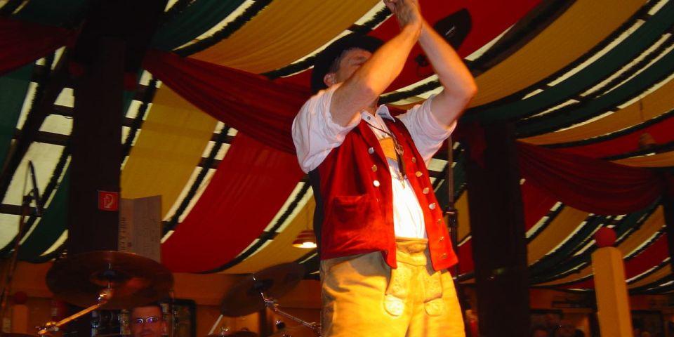 SIMMISAMMA die Oktoberfestband live auf dem Münchner Oktoberfest – 26