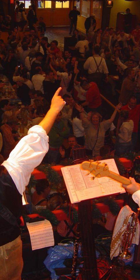 SIMMISAMMA die Oktoberfestband live auf dem Münchner Oktoberfest – 28