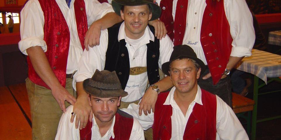 SIMMISAMMA die Oktoberfestband live auf dem Münchner Oktoberfest – 30