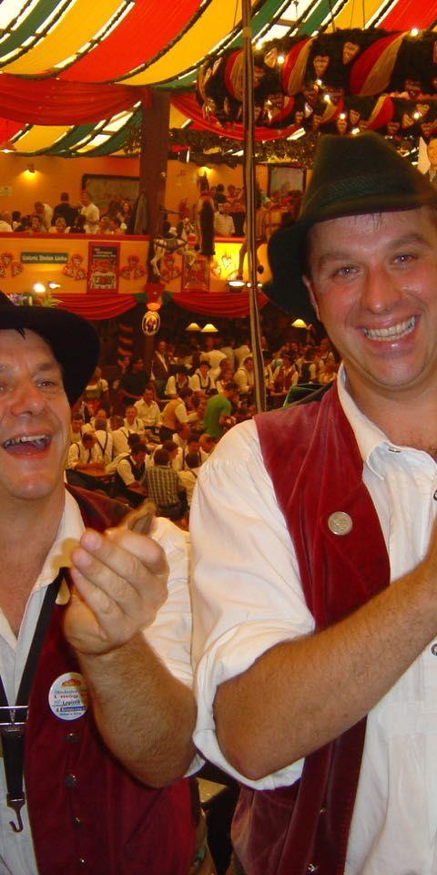 SIMMISAMMA die Oktoberfestband live auf dem Münchner Oktoberfest – 34