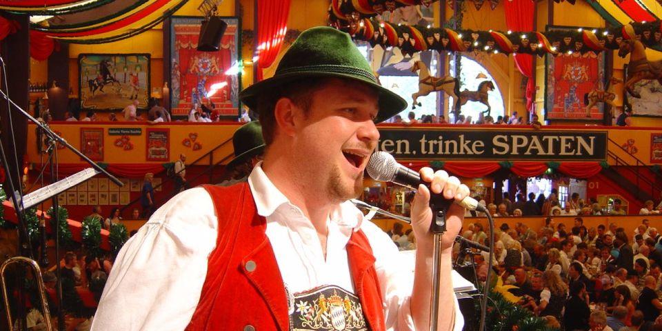 SIMMISAMMA die Oktoberfestband live auf dem Münchner Oktoberfest – 38