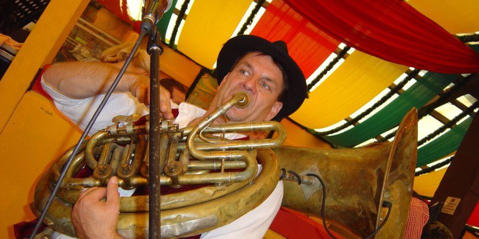 SIMMISAMMA die Oktoberfestband live auf dem Münchner Oktoberfest – 42