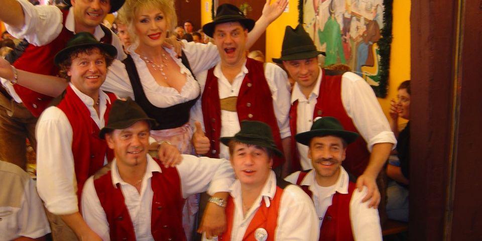 SIMMISAMMA die Oktoberfestband live auf dem Münchner Oktoberfest – 44