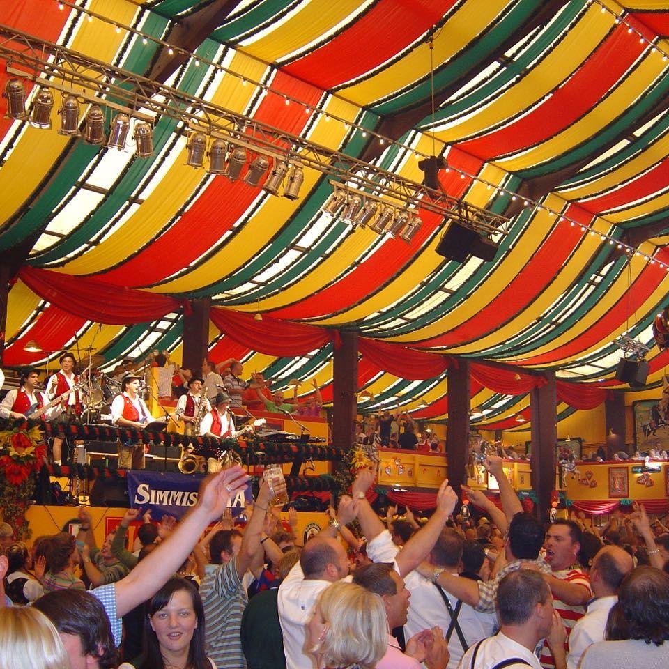 SIMMISAMMA die Oktoberfestband live auf dem Münchner Oktoberfest – 47