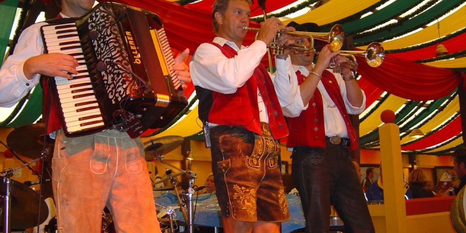 SIMMISAMMA die Oktoberfestband live auf dem Münchner Oktoberfest – 6