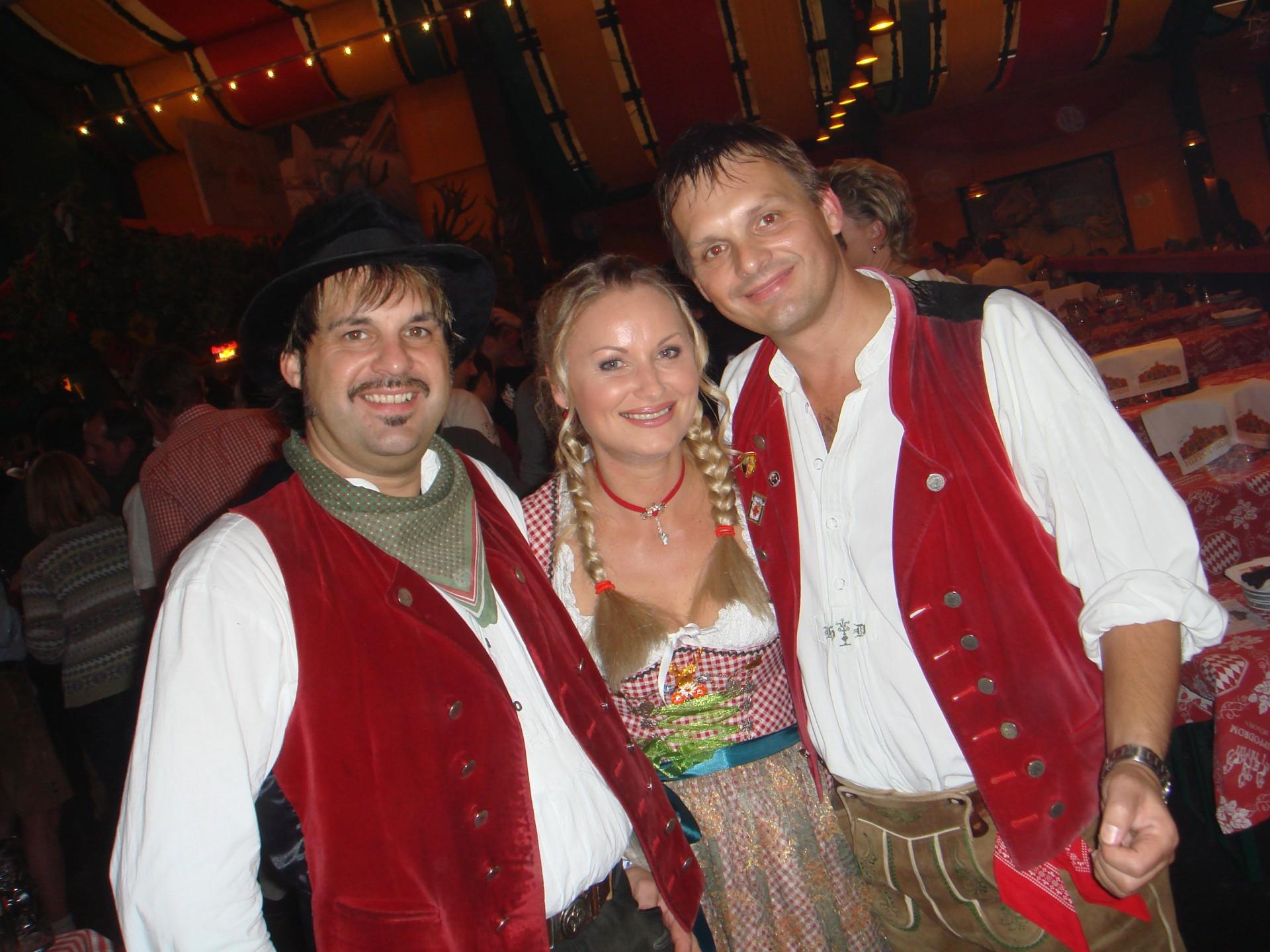 Simmisamma die Oktoberfestband – Konzert Hippodrom Oktoberfest München Deutschland 100