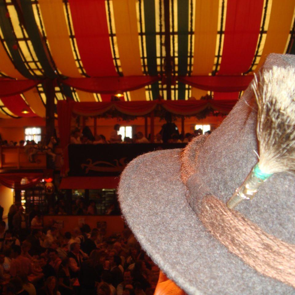 Simmisamma die Oktoberfestband – Konzert Hippodrom Oktoberfest München Deutschland 104