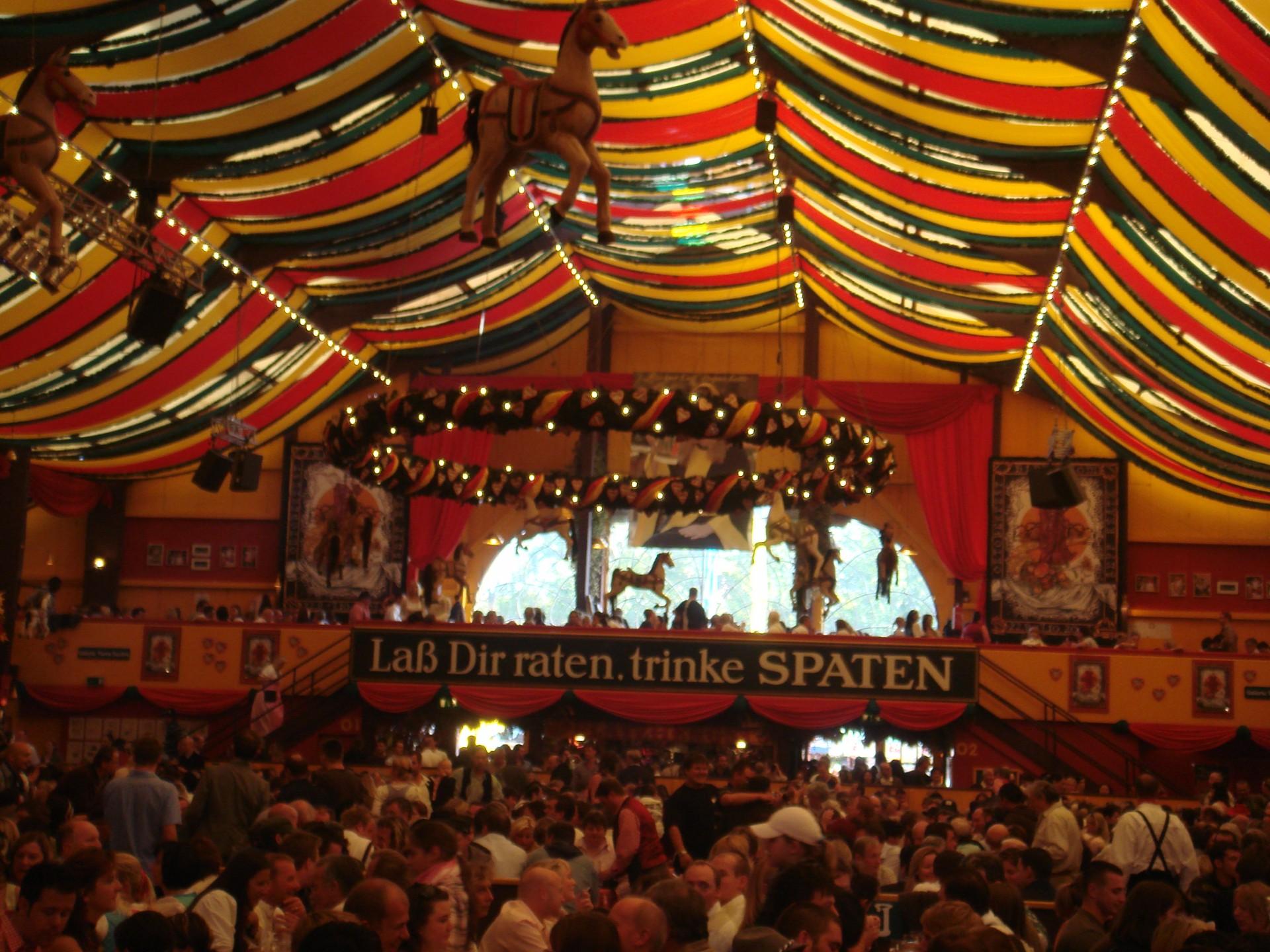 Simmisamma die Oktoberfestband – Konzert Hippodrom Oktoberfest München Deutschland 106