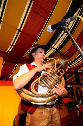 Simmisamma die Oktoberfestband – Konzert Hippodrom Oktoberfest München Deutschland 25