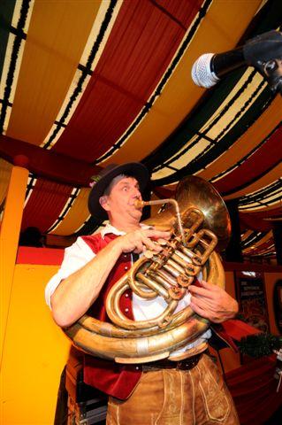 Simmisamma die Oktoberfestband – Konzert Hippodrom Oktoberfest München Deutschland 26