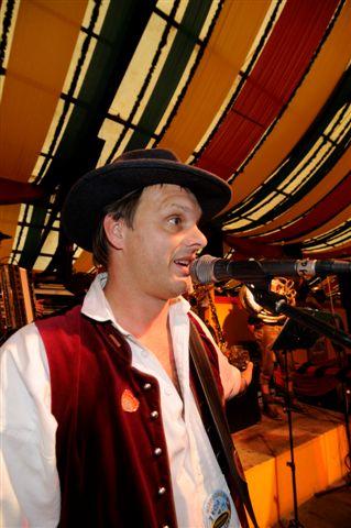 Simmisamma die Oktoberfestband – Konzert Hippodrom Oktoberfest München Deutschland 28