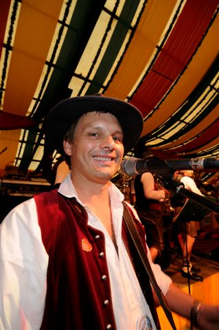 Simmisamma die Oktoberfestband – Konzert Hippodrom Oktoberfest München Deutschland 29