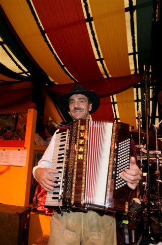 Simmisamma die Oktoberfestband – Konzert Hippodrom Oktoberfest München Deutschland 32