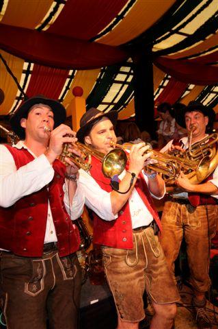 Simmisamma die Oktoberfestband – Konzert Hippodrom Oktoberfest München Deutschland 34
