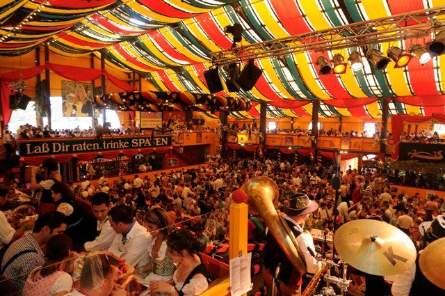 Simmisamma die Oktoberfestband – Konzert Hippodrom Oktoberfest München Deutschland 38