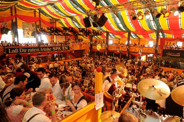 Simmisamma die Oktoberfestband – Konzert Hippodrom Oktoberfest München Deutschland 39