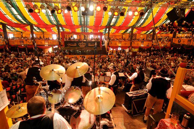 Simmisamma die Oktoberfestband – Konzert Hippodrom Oktoberfest München Deutschland 41