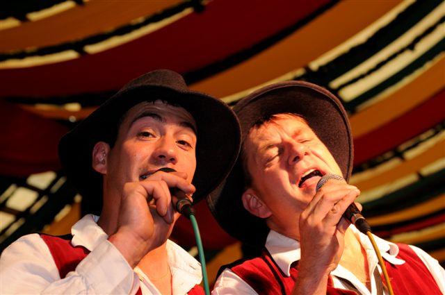 Simmisamma die Oktoberfestband – Konzert Hippodrom Oktoberfest München Deutschland 46