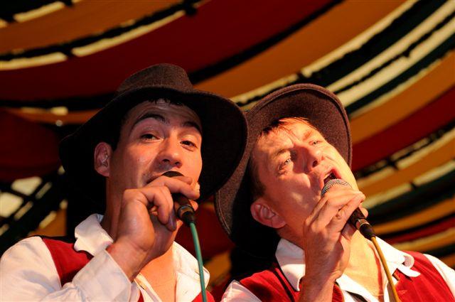Simmisamma die Oktoberfestband – Konzert Hippodrom Oktoberfest München Deutschland 47