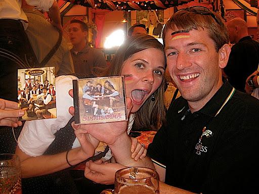 Simmisamma die Oktoberfestband – Konzert Hippodrom Oktoberfest München Deutschland 61