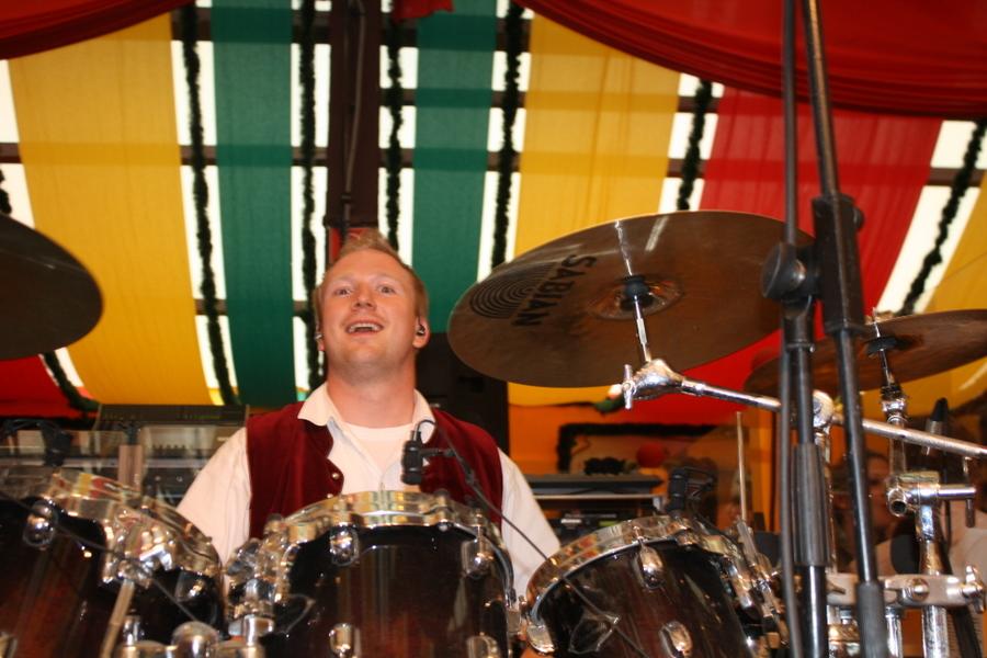 Simmisamma die Oktoberfestband – Konzert Hippodrom Oktoberfest München Deutschland 62