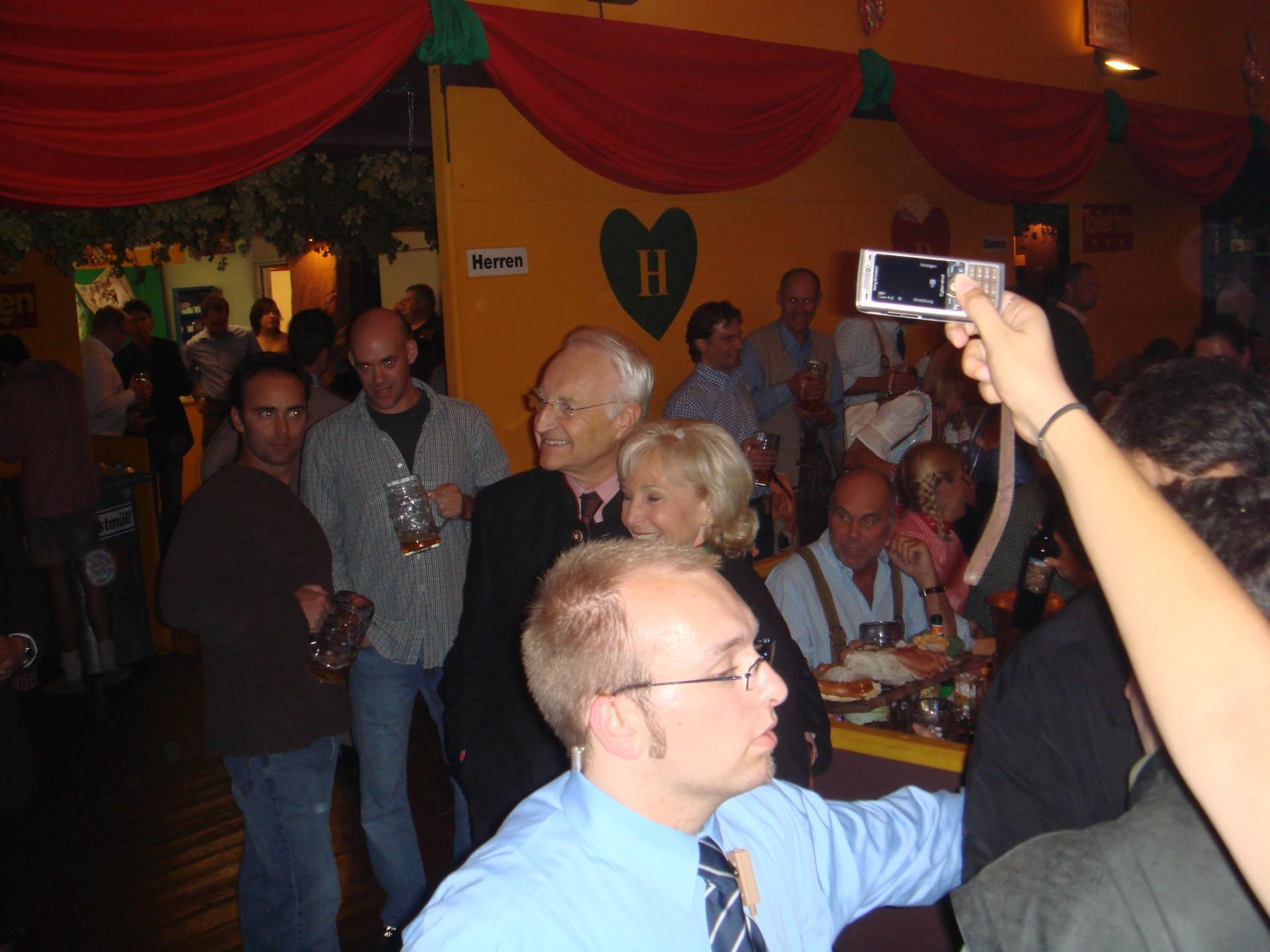 Simmisamma die Oktoberfestband – Konzert Hippodrom Oktoberfest München Deutschland 93