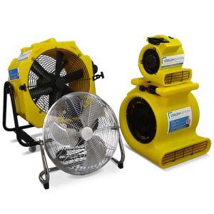 Ventilatoren Axial und Radial